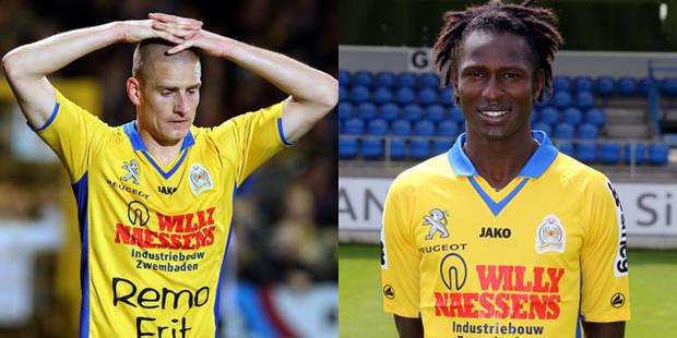 Bas Sibum et Kassim Doumbia quittent Waasland-Beveren - La DH
