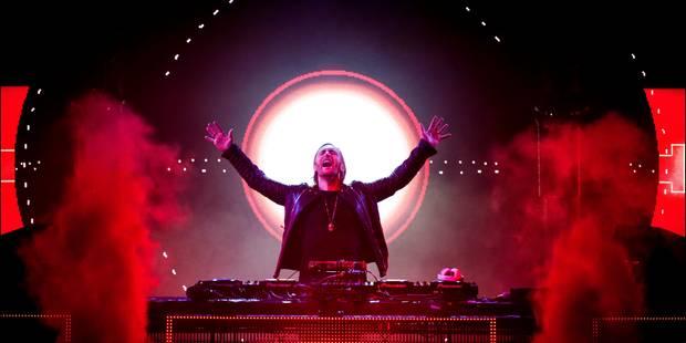 David Guetta de retour au Palais 12! - La DH