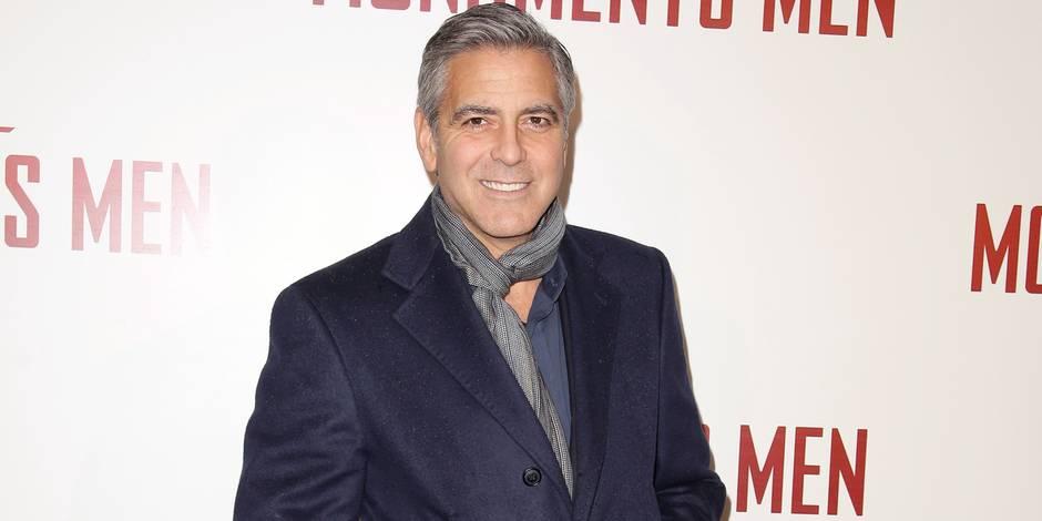 La demande en mariage de Georges Clooney