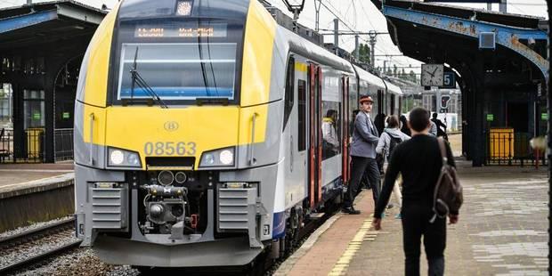 Accident entre Bruxelles et Liège: 400 passagers débarqués - La DH