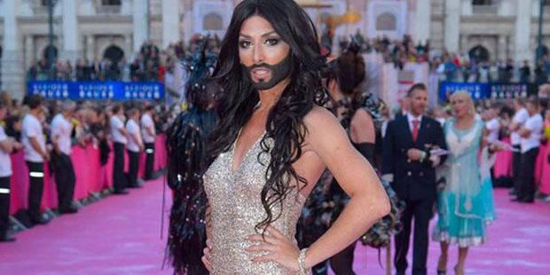 """Eurovision: une """"femme à barbe"""" crée déjà la polémique - La DH"""