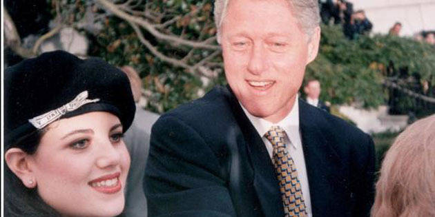 Monica Lewinsky sort de son silence