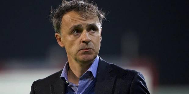Emilio Ferrera garde la confiance de Genk - La DH