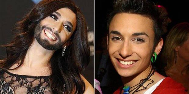 Conchita Wurst, sans la barbe (Vidéo) - La DH