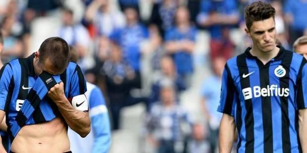 """Club de Bruges: """"Les absences de Simons et de Meunier sont incompréhensibles"""" - La DH"""