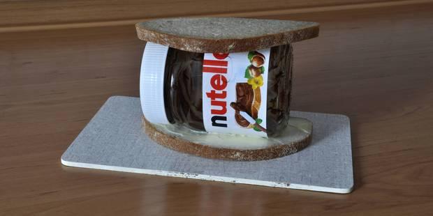 Le Nutella fête ses 50 ans ce week-end - La DH