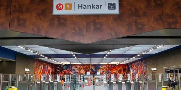 Accident mortel à la station de métro Hankar - La DH