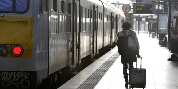 1,3 million d'euros: Le co�t des retards de la SNCB