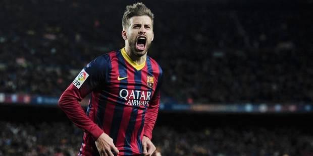 Gerard Piqué renouvelle pour cinq ans avec le FC Barcelone - La DH