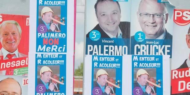 Palermo compar� � Pinocchio !