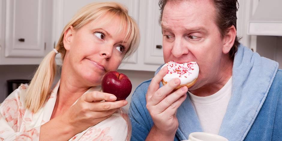 Pourquoi faire régime est inutile?
