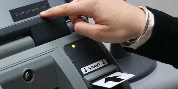 """Le grand perdant des élections ? """"Le vote électronique !"""" - La DH"""
