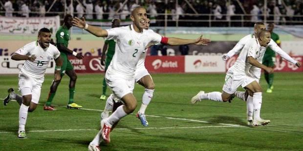 """Mondial: Madjid Bougherra, le """"Magicien"""" de l'Algérie - La DH"""