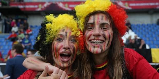 Belgique-Luxembourg: plus d'1,6 million de téléspectateurs - La DH
