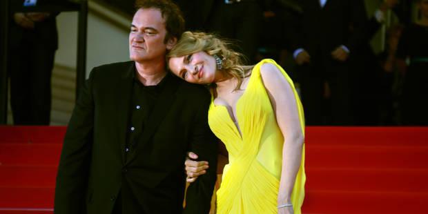 Quentin Tarantino et Uma Thurman en couple ? - La DH