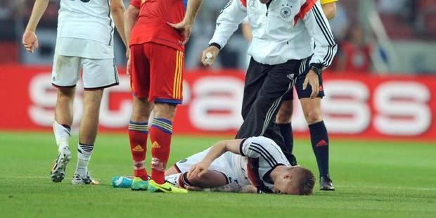 Mondial 2014: Marco Reus déclare forfait - La DH