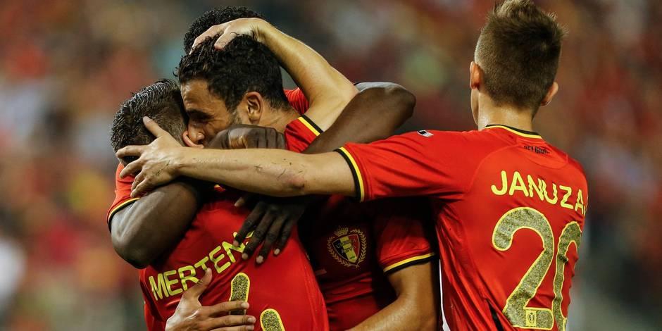Belgique-Tunisie: le bulletin de notes des Diables - La DH