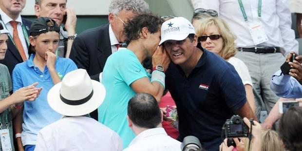 "Toni Nadal espère la ""Decima"" pour son neveu Rafael - La DH"