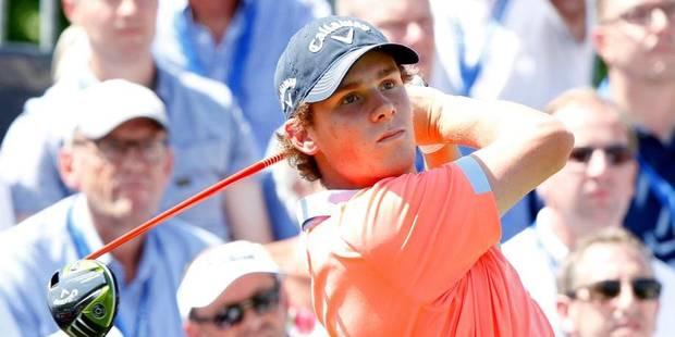 Classement mondial de golf: Thomas Pieters perd 5 places - La DH