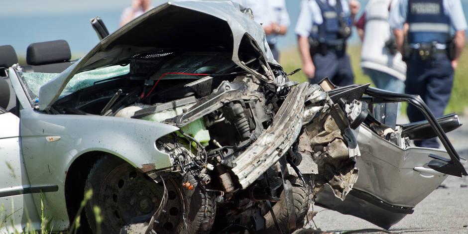 Accidents graves: les chiffres de la police inférieurs à la réalité