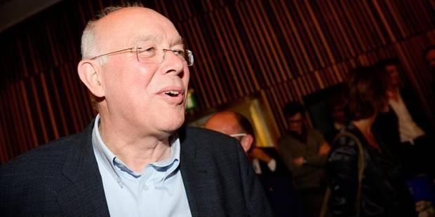 Charles Picqué élu président du parlement bruxellois - La DH
