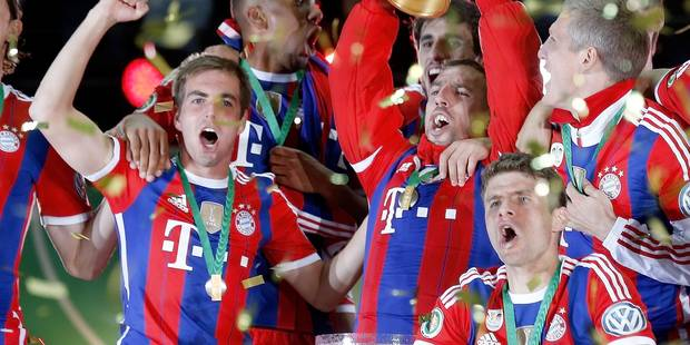 Bundesliga - Informations sur le Bayern Munich 539811c535700435904bf0f8