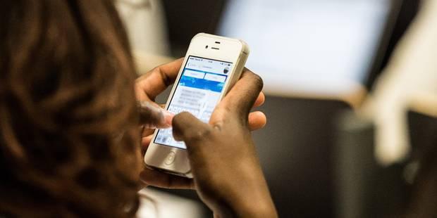La dépendance au smartphone, un mal croissant chez les jeunes - La DH