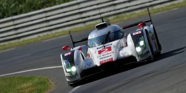 24H du Mans: 5e victoire consécutive pour Audi - La DH