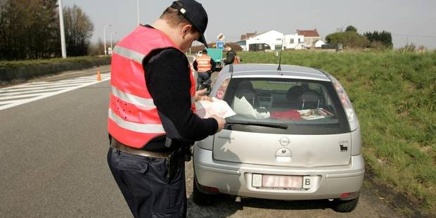 Nouveau scanner des douanes: plus d'un million d'� d'amendes d�j� r�cup�r�s en 2014