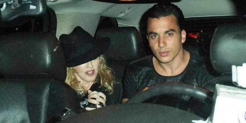 Madonna à un nouveau boyfriend de 30 ans de moins !