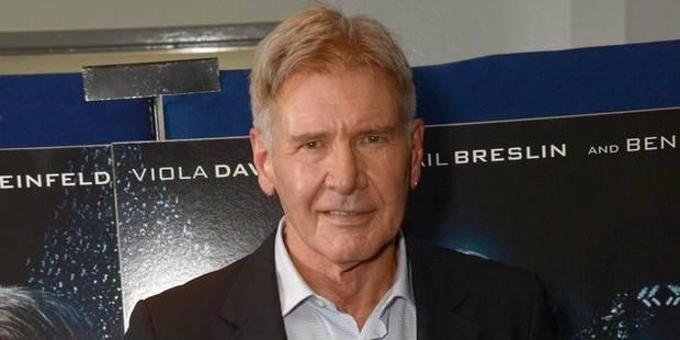 """""""Star Wars"""": Harrison Ford blessé par une porte de garage - La DH"""