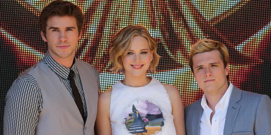 """Le tournage d' """"Hunger Games"""" se termine en une pluie de tweets"""