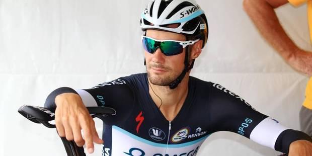 Boonen de retour au championnat de Belgique - La DH