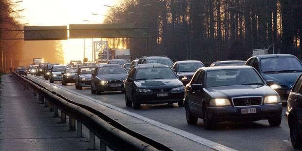 Code orange sur les routes des vacances ce week-end - La DH