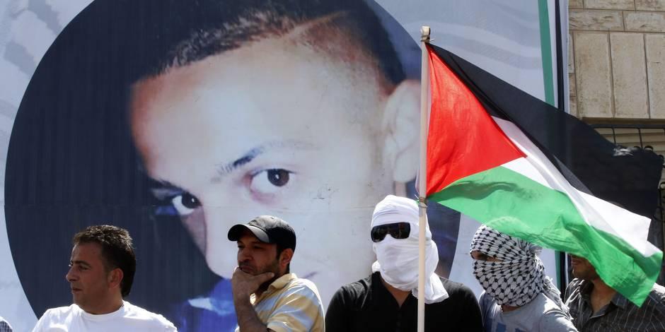 L'adolescent palestinien assassiné a été brûlé vif