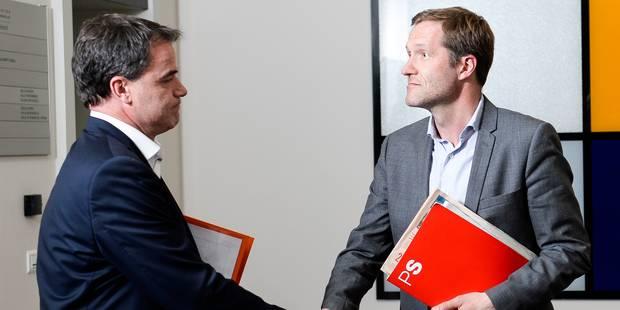 Formation Wallonie: les négociateurs PS et cdH se reverront mardi - La DH