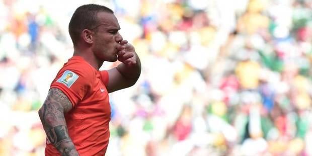 Le journal du mercato (09/07) : Sneijder avec Van Gaal à Manchester ? - La DH