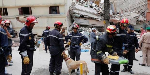 Effondrement d'immeubles � Casablanca: le bilan atteint 23 morts