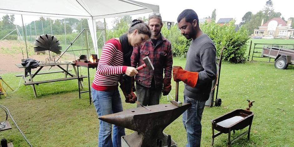 Camp d'art a réuni 30 artistes