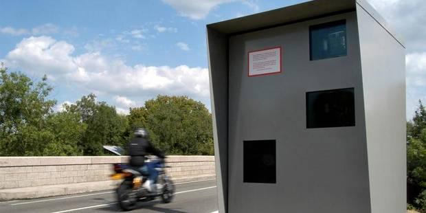 Près de 16.000 Belges flashés en France au mois de juillet - La DH