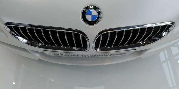 46.000 BMW rappelées en Belgique - La DH