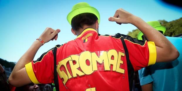 Francofolies: 9.000 fans ont fait la fête à Stromae - La DH