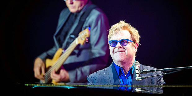 "Elton John: ""Plus aucun concert, ni musique, ni chanson"" - La DH"