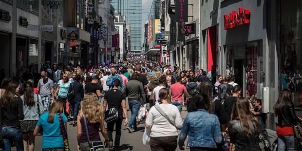 La Belgique compte plus de 11.150.000 habitants - La DH