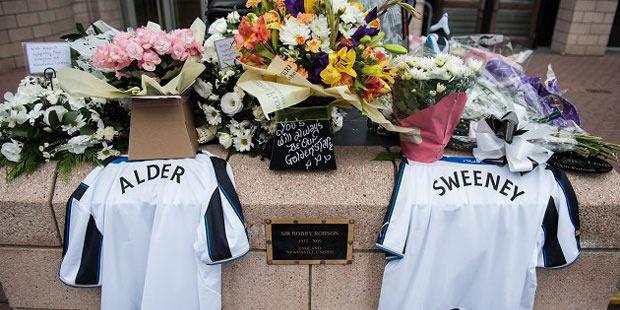 MH17: le très beau geste des fans de Sunderland envers Newcastle - La DH