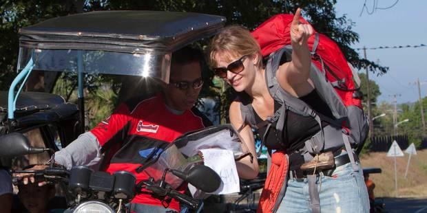 Sandrine Corman repart � l'aventure - DH.be