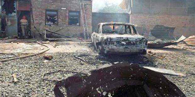 Ukraine: une fosse commune aurait été découverte à Slaviansk - La DH