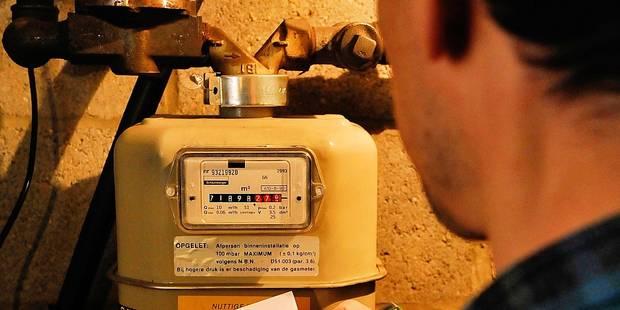 - Coût de la consommation en électricité / eau / gaz (relevé de compteur) - Kost van consumptie van gas / electriciteit / water 13/2/2012 pict. by Bert Van den Broucke / © Photo News