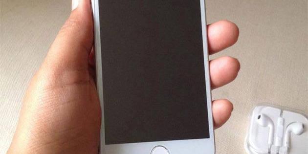 Le (faux) iPhone 6 de Daddy K