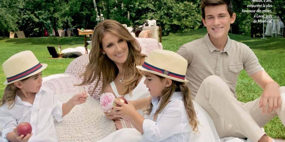 """Céline Dion: """"Il y a eu des frictions avec mon fils"""""""
